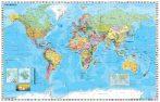 A Föld országai zászlókkal - angol nyelvű