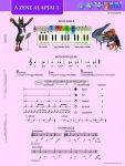 A zene alapjai I. + munkaoldal