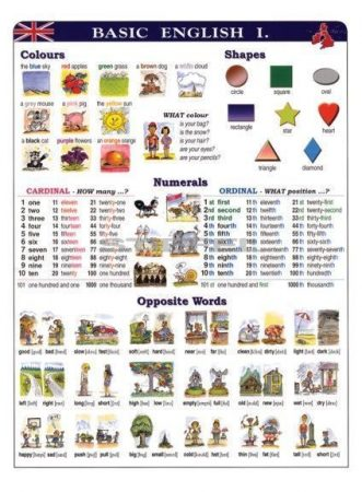 Basic English I. DUO + 10 db ajándék tanulói munkalap