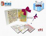 Tanulói munkalapcsomag, ajándék mappával és filctollal - teljes mappa