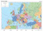 Európa országai+tematikus térképek DUO 10 db ajándék tanulói munkalappal