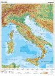 Olaszország domborzati (olasz)