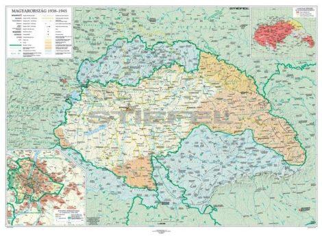 A bécsi döntések következményei (Magyarország 1938-1944) DUÓ