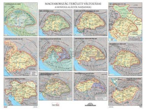 Magyarország területi változásai / Magyar királyok