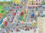 Kerékpáros tízparancsolat faléces tabló
