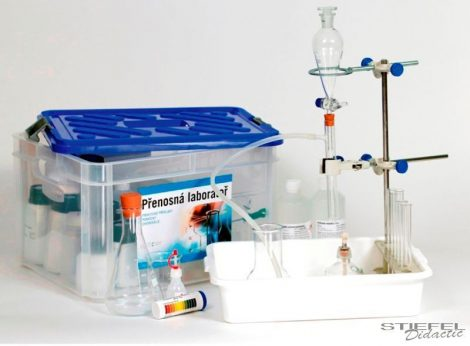 Hordozható laboratórium
