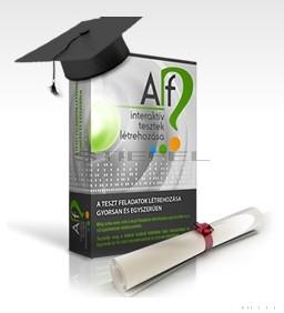 Hozzáférés az ALF tesztek online adatbázisához (1 év)