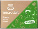 BBC micro:bit v2 mikrovezérlő