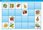 BEE-BOT Gyakorlópálya, Zöldségek