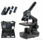 BTC Student-12 40-400x biológiai mikroszkóp-szett