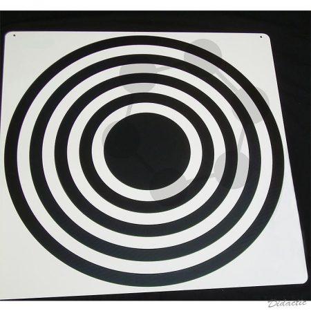 Interaktív atommodell, Bohr-féle (Szemléltető modell)