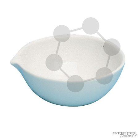 Porcelán bepárló tál, D=75 mm