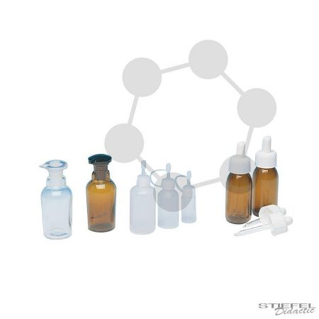 Csepegtető palack AR-Üveg, átlátszó, 125 ml