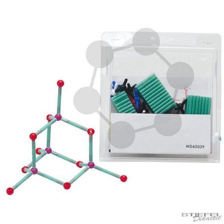 Molekulaépítő, 70 Atom