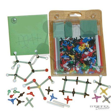Molekulaépítő, 250 Atom