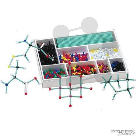 Molekulaépítő, 500 Atom