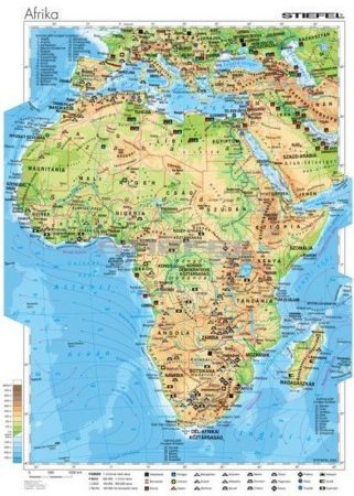 Afrika gazdasága (bányászat és ipar)