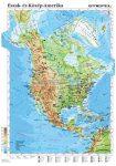 Észak- és Közép-Amerika domborzata és gazdasága