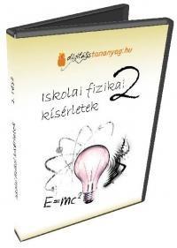 Iskolai fizikai kísérletek 2. (CD)