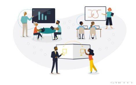 DisplayNote Classroom tanterem menedzsment és csoportmunka szoftver - tanári licenc (1 tanár + 10 diák)