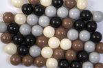 Játéklabda - Hangyaboly (kevert szín, 75mm)