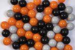Játéklabda - Halloween (kevert szín, 75mm)