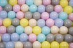 Játéklabda - Babaszoba (kevert szín, 75mm)