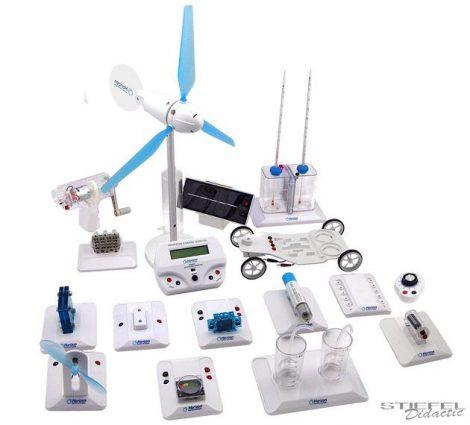 Megújuló energiák oktatódoboz