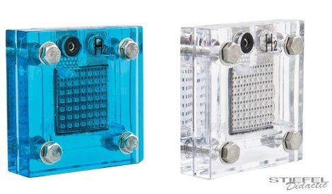 PEM reverzibilis üzemanyagcella (5 db, kék)