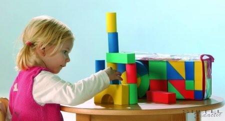 FormCube mini építőjáték