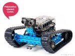 mBot Ranger STEM Robot Kit - cserélhető szenzorokkal felszerelt, dataloggerként is használható, programozható robot