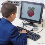 Raspberry Pi B kezdő készlet