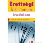 Érettségi – Last minute – Irodalom