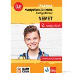 Országos kompetenciamérés tesztgy. NÉMET nyelv – 6. oszt. – Aktualizált kiadás + Ingyenes Applikáció