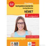 Országos kompetenciamérés tesztgy. NÉMET nyelv – 8. oszt. – Aktualizált kiadás + Ingyenes Applikáció