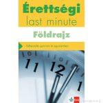 Érettségi – Last minute – Földrajz