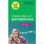 PONS Gyakori hibák A-Z – Matematika