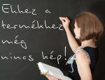 Tanuló óra