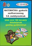 Matematika gyakorló 5-8. osztályosoknak, CD-ROM