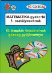 Matematika gyakorló 8. osztályosoknak, CD-ROM