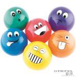6 kis fejecske- 6 érzelemmel (labdák)