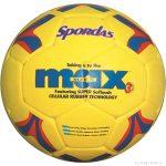 Spordas Max Pro Rubber focilabda 5-ös