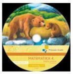Matematika 4. Első kötet (Hajdu-sorozat) - interaktív tananyag multimédiás elemekkel