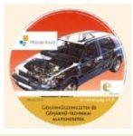 Gépjárműszerkezetek és Gépjármű-technikai alapismeretek CD