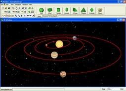 Csillagászati laboratórium - paraméterezhető szemléltető példatár