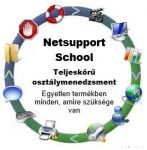 Netsupport School for Windows tantermi menedzsment szoftvercsomag