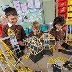 Hídépítő osztálykészlet