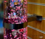 Rögzítőbilincs nagyméretű buborékcsőhöz - 15 cm