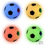 LED-es színváltoztató labdák (4db)