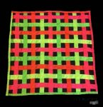 Uv-fényben világító szőnyeg